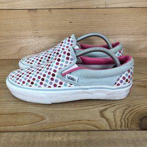 Women's Vans slip-on sneakers - size 6